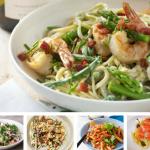 Weekmenu snelle pasta 7
