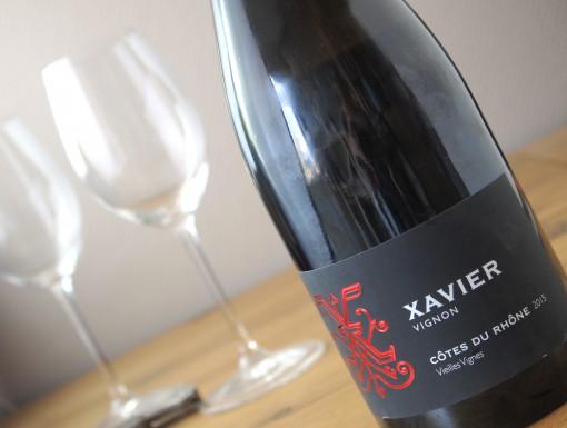 Côtes du Rhône Xavier Vins