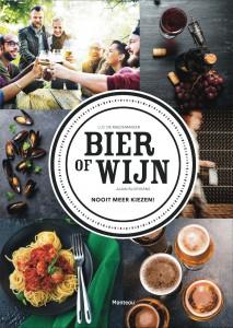 cover Bier of Wijn