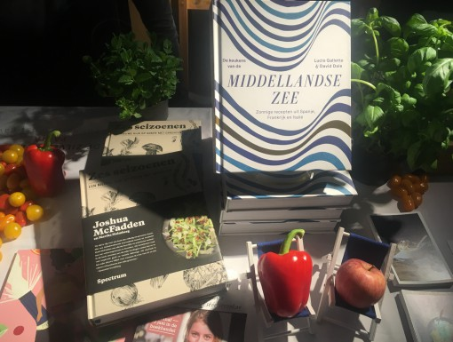 Culiperslunch kookboeken