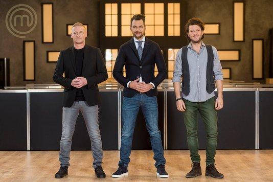 Jury MasterChef Nederland 2018