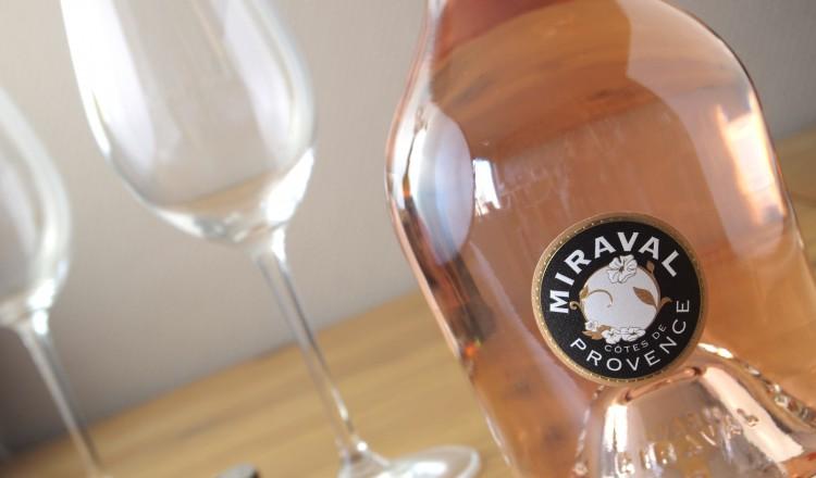 Chateau Miraval rosé 2017