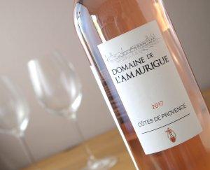 Rosé Domaine L'Amaurigue