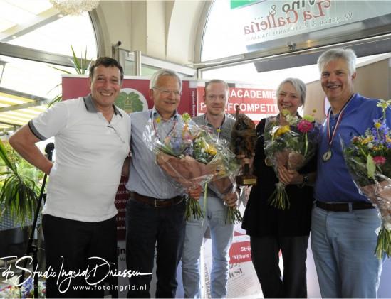 Team NWH winnaar blindproeven 2018