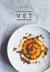Cover kookboek VET