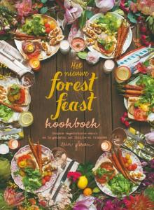 Cover Het nieuwe Forest Feast kookboek