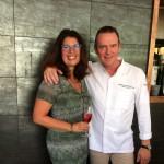 Angelique met Erik van Loo