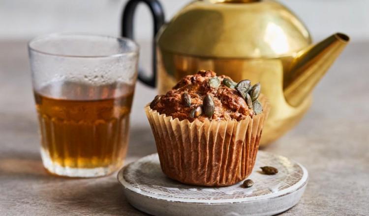Muffins met kastanjes