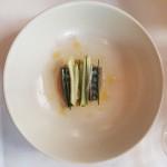 Makreel van restaurant Breda