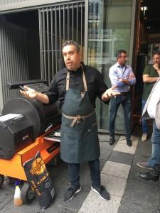 Chefkok Karim Aggoun