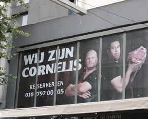 Cornelis Bar & Kitchen vooraanzicht