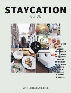 Cover Staycation guide