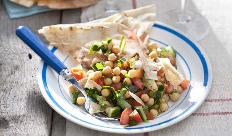 Libanese broodsalade