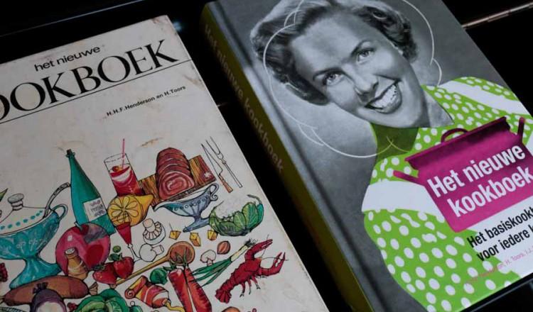 Nieuwe kookboek Oud & Nieuw