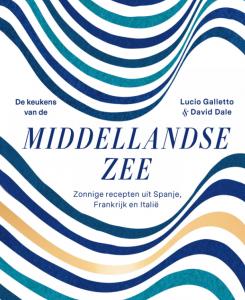 Cover De keuken van de Middellandse zee