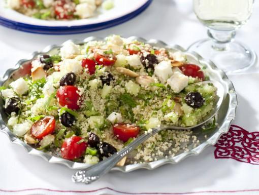 Tabouleh met feta