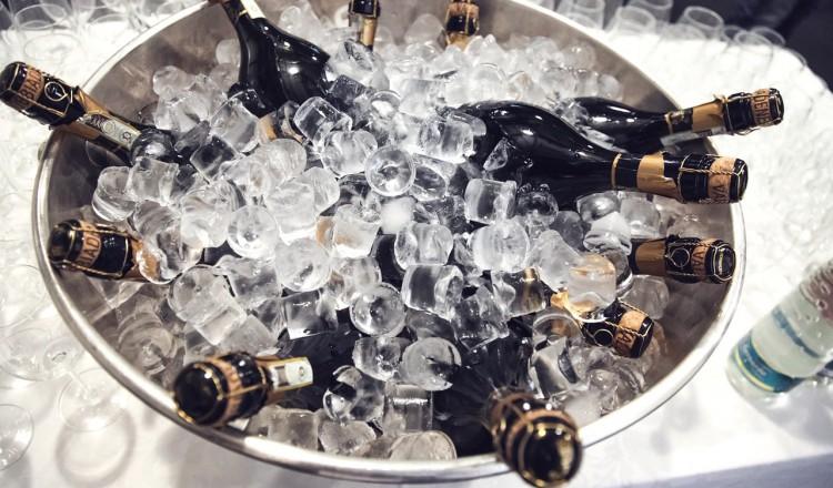 Champagne sfeer