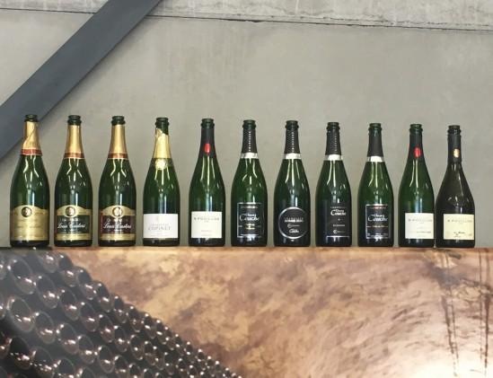 champagne van Dis Donc