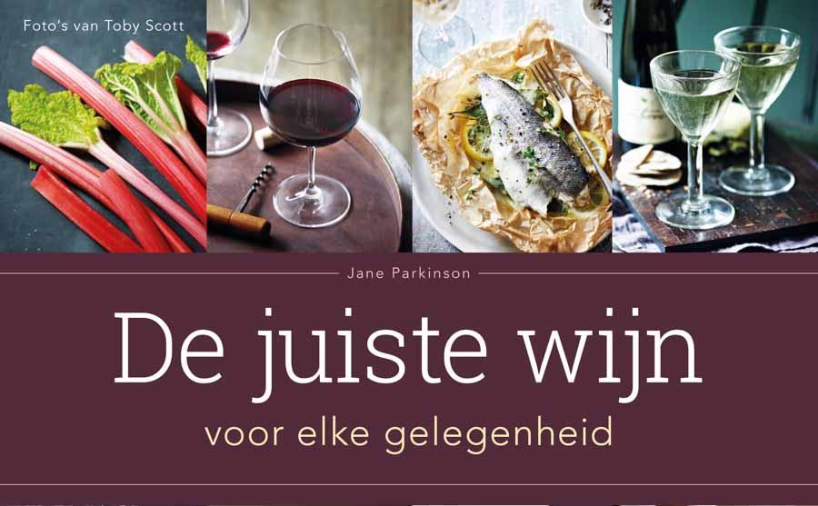 Cover De Juiste Wijn liggend