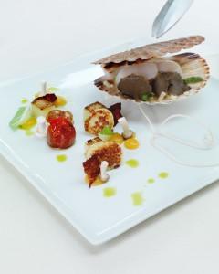 signature dish van Marce