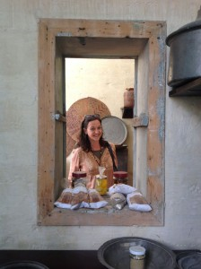Mireille in Salt Kitchen