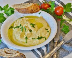 Hummus van Pixabay