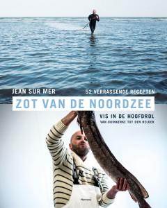 Cover Zot van de Noordzee