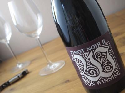 Pinot noir van Von Winning