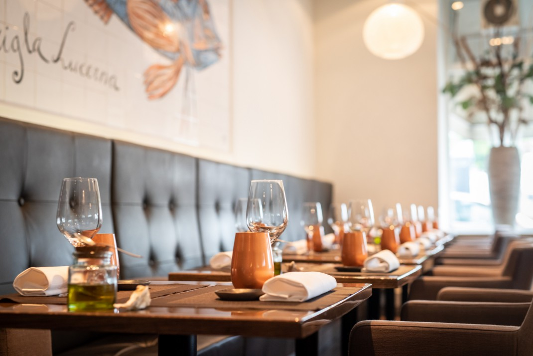 Interieur restaurant Zeezout Rotterdam (3)