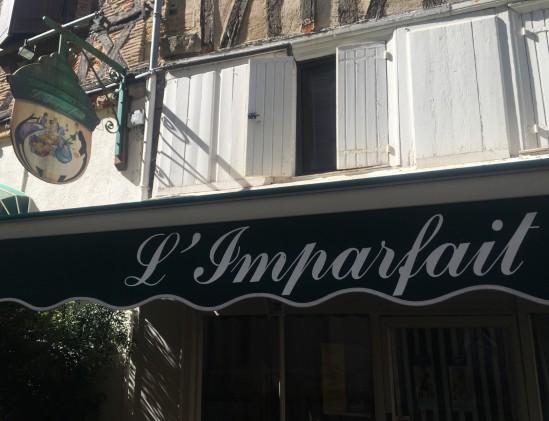 Restaurant L'Imparfait in Bergerac