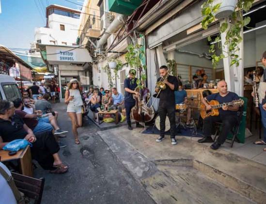 Tel Aviv sfeerbeeld