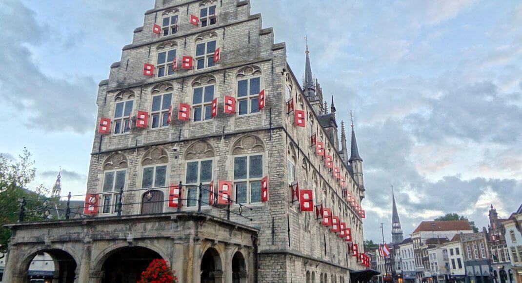 Stadhuis Gouda netherlands-952552_1280