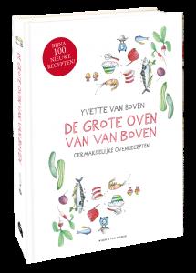 Cover De grote oven van Van Boven
