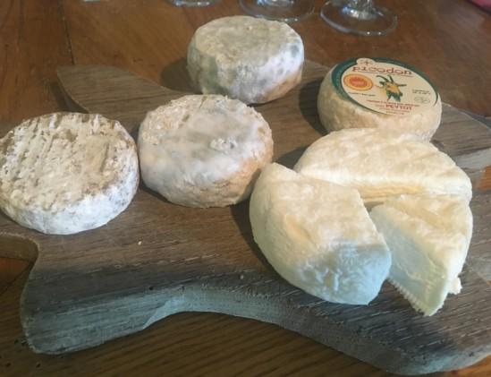 Geitenkaas uit de Ardèche