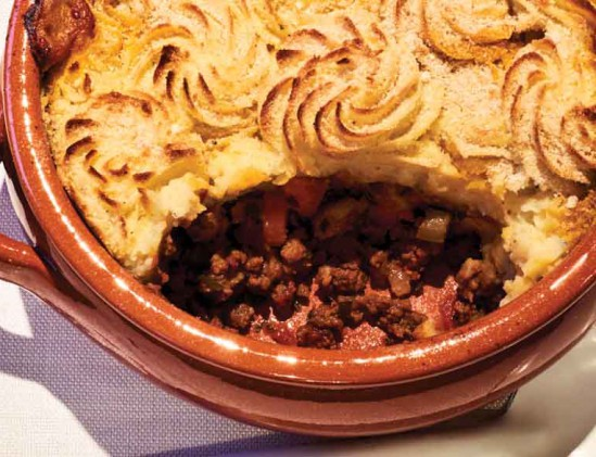 Shepherds pie van Yvette