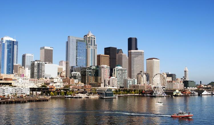 Seattle in de VS