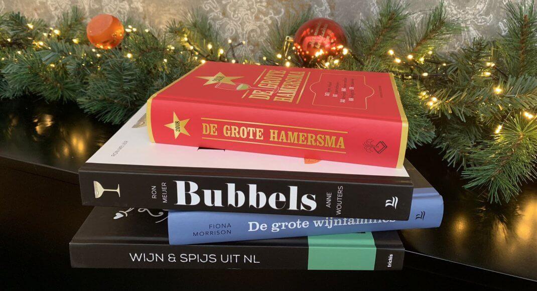 Wijnboeken kerst