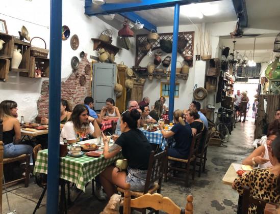 Malaga: La Recova