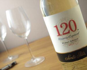 Pinot Grigio van Santa Rita