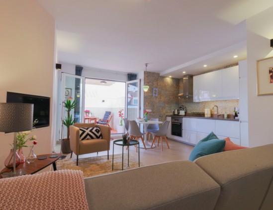 Appartement Rosina in Malaga