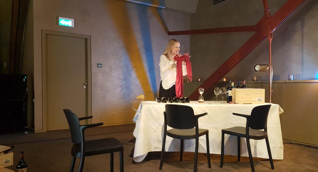 As Wine Flows By Catena Zapata Malbec