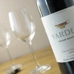 Cabernet Sauvignon van Golan Heights Winery