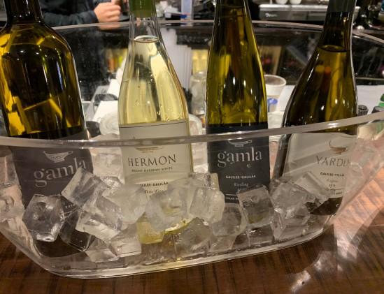 Golan Heights Winery heeft drie lijnen