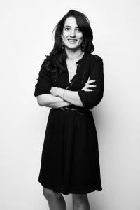 Portret van Ana Monforte, initiatiefnemer van Grapekeeper