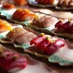 Hapjes met tonijn bij Sushisamba