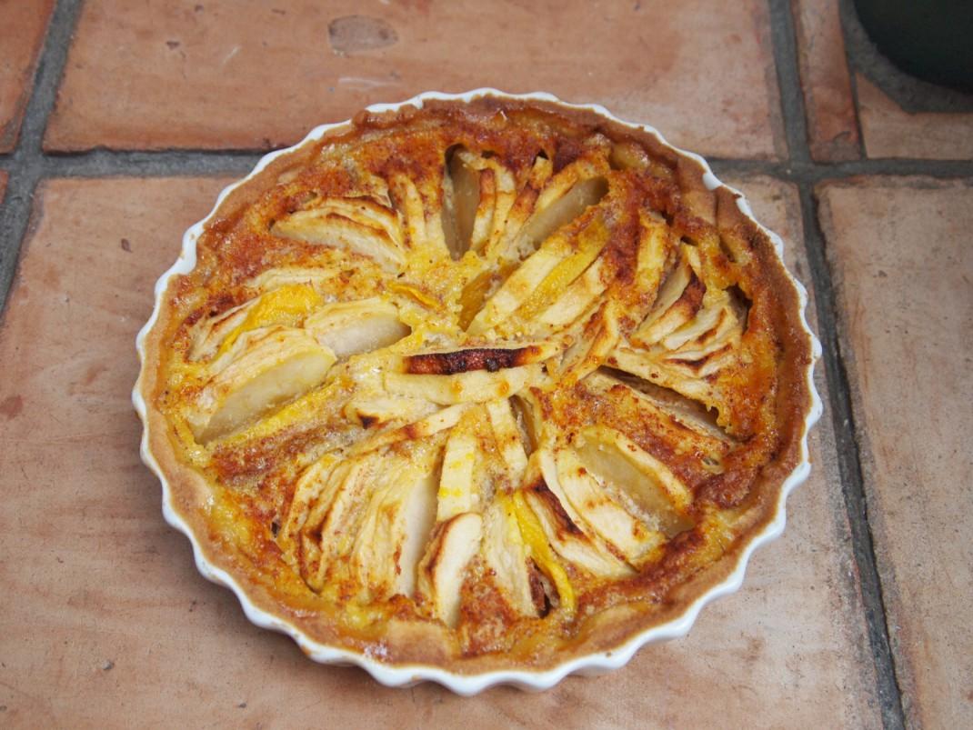 Elzasser appeltaart voor moederdag