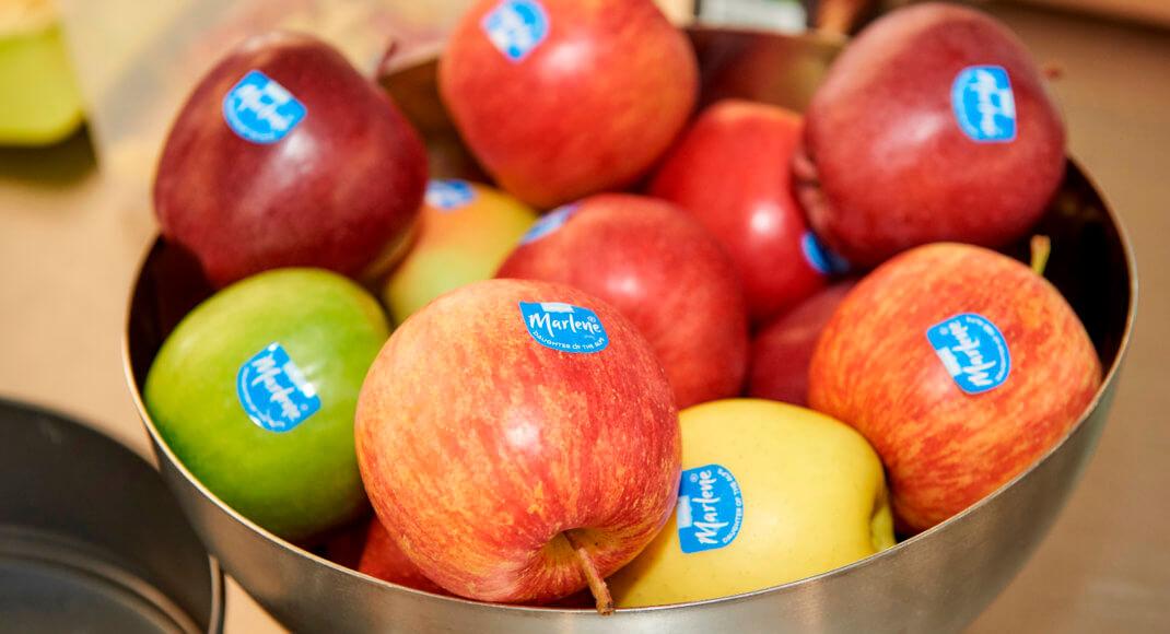Appels uit Alto Adige
