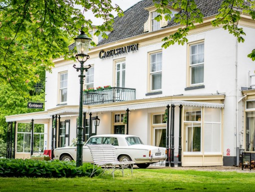 Landgoed Carelshaven exterieur in Delden (Twente)