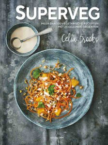 Cover kookboek Superveg