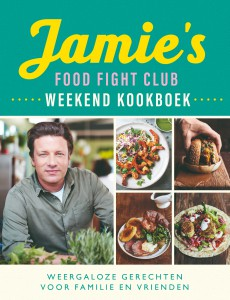 Cover Jamie Oliver food fight club weekend kookboek